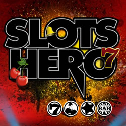 Play Slots Hero instantly at Where 2 Gamble Online