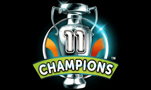 11 Champions Video Slot Game
