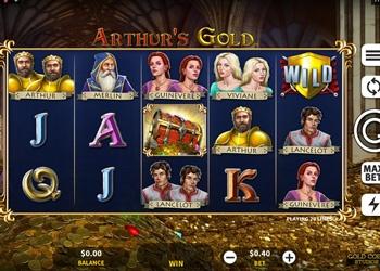 Arthur's Gold - Villento Casino
