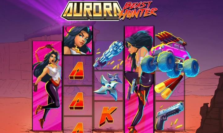 Aurora Beast Hunter - Video Slot Game