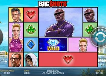 Big Shot - Video Slot Game - Sports Interaction Casino