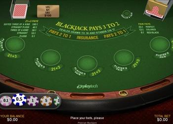 Blackjack - Table Game - Sports Interaction Casino