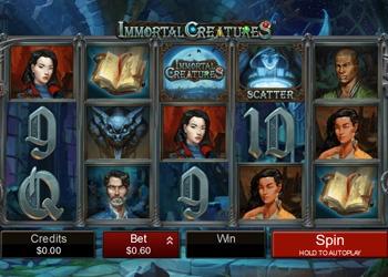 Immortal Creatures - VideoSlots