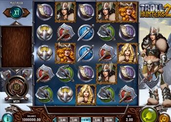 Troll Hunters 2 - PartyCasino
