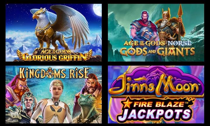 New games at SIA Casino