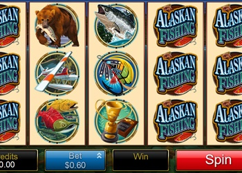 Alaskan Fishing - Video Slots