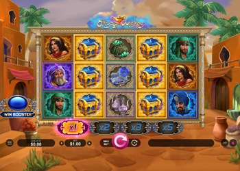 Aliyas Wishes - Video Slot Game - All Slots Casino