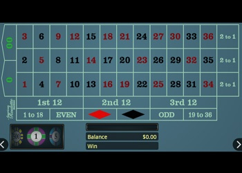 American Roulette Gold - Table Game - All Slots Casino