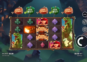 Anderthals - Video Slot Game