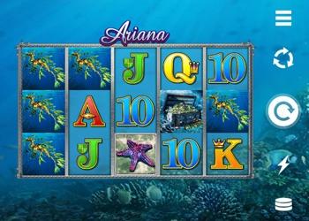 Ariana - Video Slot Game