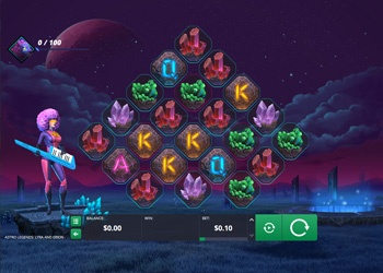 Astro Legends - Video Slot Game