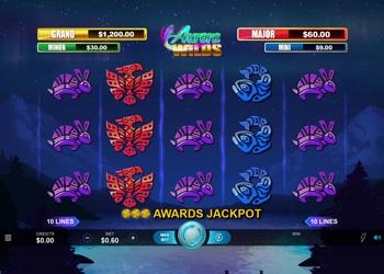 Aurora Wilds - Video Slot Game