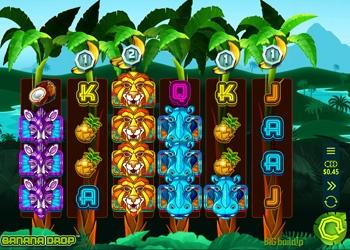 Banana Drop - Video Slot Game