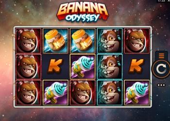 Banana Odyssey - Video Slot Game