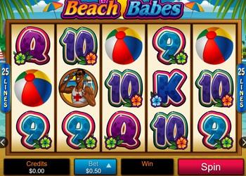 Beach Babes - Video Slot Game