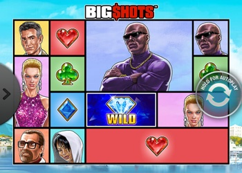 Big Shots - Video Slot Game