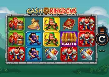Cash of Kingdoms - Video Slot Game