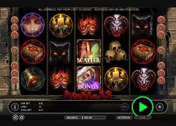 Diablo 13 - Video Slot Game