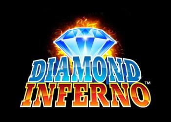 Diamond Inferno - Video Slot - Logo