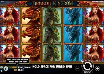 Dragon Kingdom - Video Slot Game