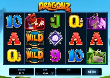 Dragonz - Video Slot Game