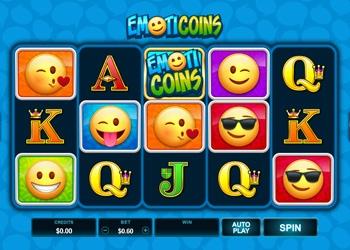 Emoticoins - Video Slot Game