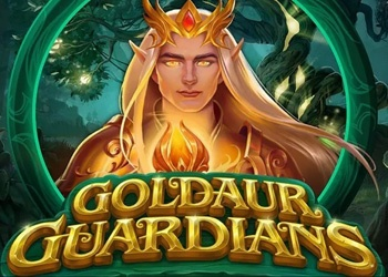Goldaur Guardians - Video Slot - Logo