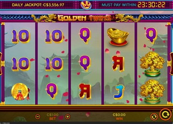 Golden Twins - Video Slot Game