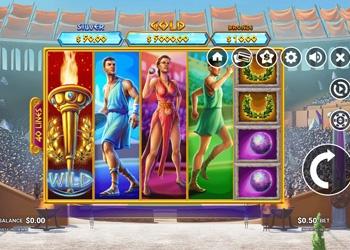 Immortal Glory - Video Slot Game