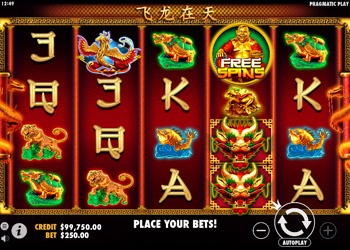 Lucky Dragons - Video Slot Game