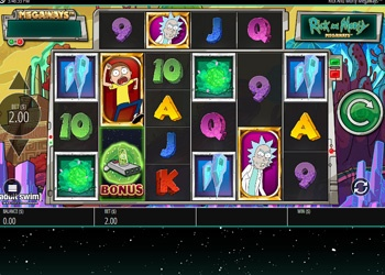 Rick and Morty - Video Slot Game