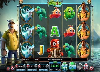 The Angler - Video Slot Game