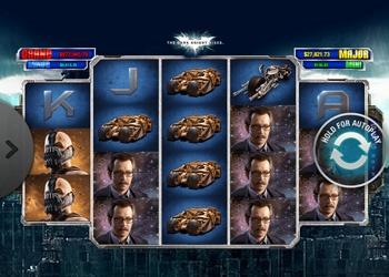 The Dark Knight - Video Slot Game