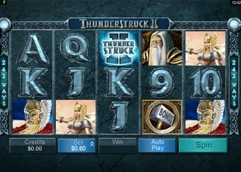 Thunderstruck - Video Slot Game