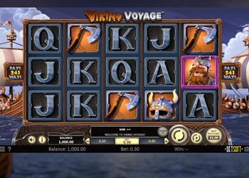 Viking Voyage - Video Slot Game