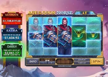 Ways of Thunder - Video Slot Game