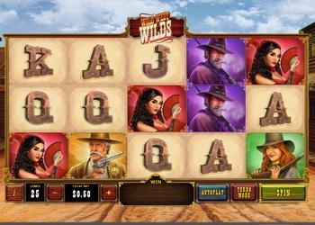 Wild West Wilds - Video Slot Game