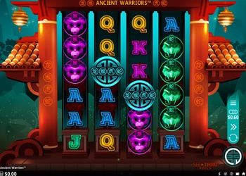 Ancient Warriors - Video Slot Game