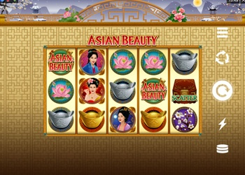 Asian Beauty - Video Slot Game