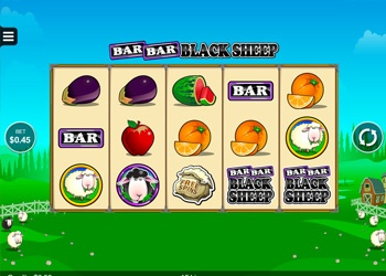 Bar Bar Black Sheep - Video Slot Game