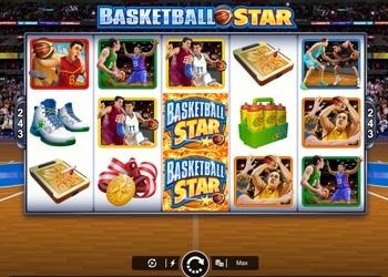 Basketball Star - Video Slot Game