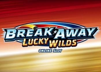 Break Away Lucky Wilds - Logo - Video Slot