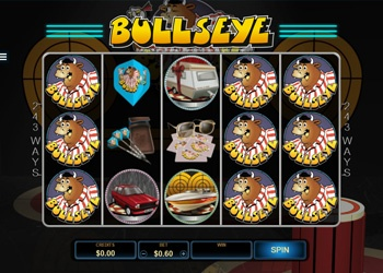 Bullseye - Video Slot Game