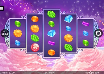 Candy Dreams - Video Slot Game