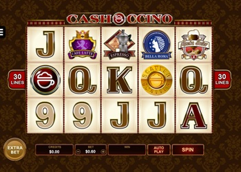 Cashoccino - Video Slot Game