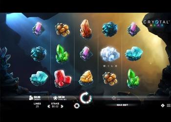 Crystal Rift - Video Slot Game