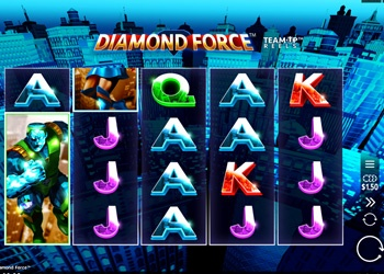 Diamond Force - Video Slot Game