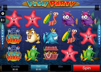 Fish Party - Video Slot Game