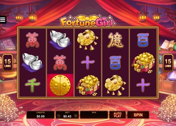 Fortune Girl - Video Slot Game