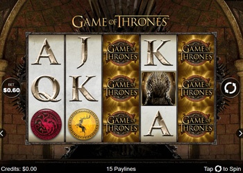 Game of Thrones - Video Slot Game